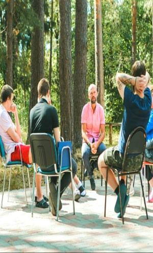 групповая псиъотерапия